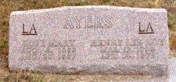 Rose Mary <i>Hlavaty</i> Ayers