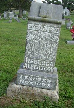 Rebecca Alberton