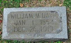 William M Davis
