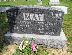 Winston Otis May