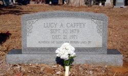 Lucy Arelia <i>Eiland</i> Caffey
