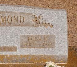 Rosa Ollie <i>Eiland</i> Drummond