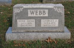 Charles J Webb