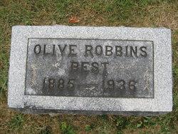 Olive <i>Robbins</i> Best