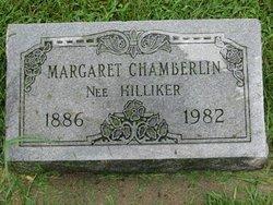 Margaret <i>Hilliker</i> Chamberlin