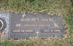 Margie Fay <i>Bobbitt</i> Adams