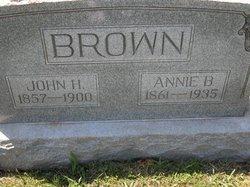 John H Brown