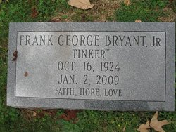 Frank George Tinker Bryant, Jr