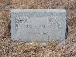 Gus Rucker Bailey