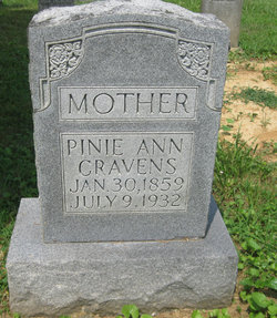 Pinie Ann <i>Cravens</i> Cravens
