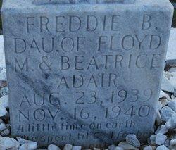 Freddie B Adair