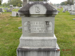 Lydia Ann <i>Ewing</i> Barclay