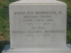 Virginia E <i>Goodwin</i> Brownfield
