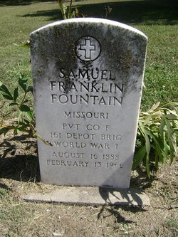Samuel Franklin Fountain