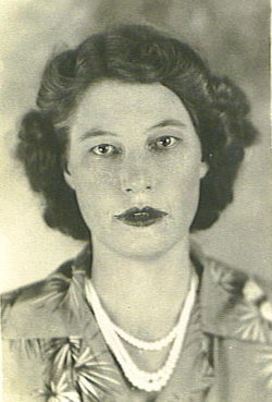Gertie Mae <i>Mayo</i> Faulk