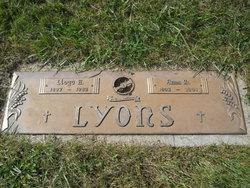 Lloyd Harry Lyons