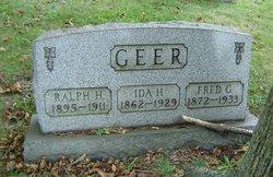 Ralph Harrison Geer