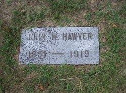 John W Hawver