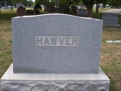 Jennie <i>Finnity</i> Hawver