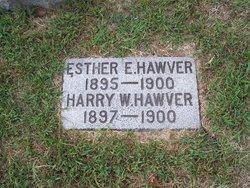 Esther E Hawver