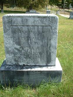 Lydia Ann <i>Mason</i> Holmes