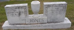 Ella <i>Rigsby</i> Jones
