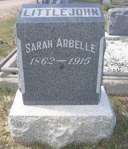 Sarah Arbelle <i>May</i> Littlejohn