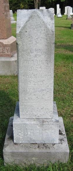 Elias William Burrier