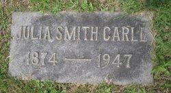 Julia <i>Smith</i> Carll