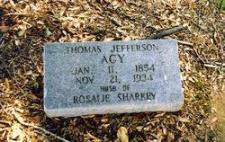 Thomas Jefferson Acy