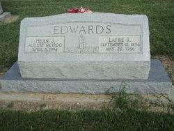 Helen <i>Johns</i> Edwards