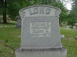 William E Long