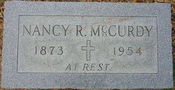 Nancy Rachel Nonie <i>Patterson</i> McCurdy