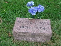 Alfred C Avis