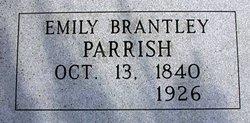 Emily <i>Brantley</i> Parrish