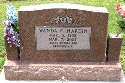 Wanda Fern <i>Hardin</i> Ades