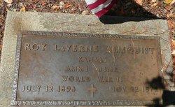 Roy LaVerene Almquist
