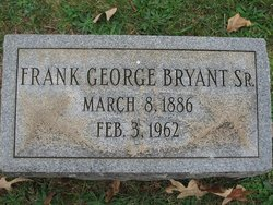 Frank George Bryant, Sr