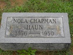 Nola I <i>Chapman</i> Haun
