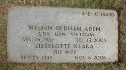 LCDR Melvin Oldham Aden