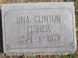 Una <i>Clinton</i> Fisher