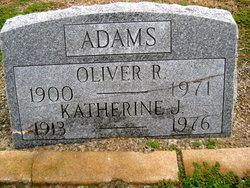 Oliver R Adams