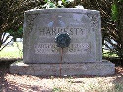 F Addison Hardesty