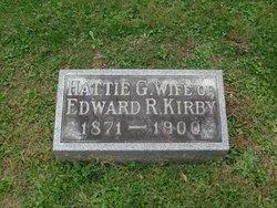 Hattie <i>Gilbert</i> Kirby
