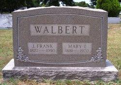 J. Frank Walbert