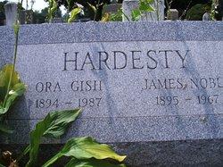 Ora Gish Hardesty