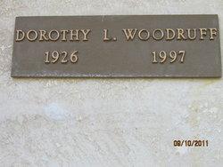 Dorothy L <i>Beeby</i> Woodruff