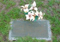 James W Gator Bannister, Jr