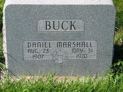 Dan Marshall Buck