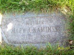 Mary Josephine Mae <i>Kuczwara</i> Kaminski